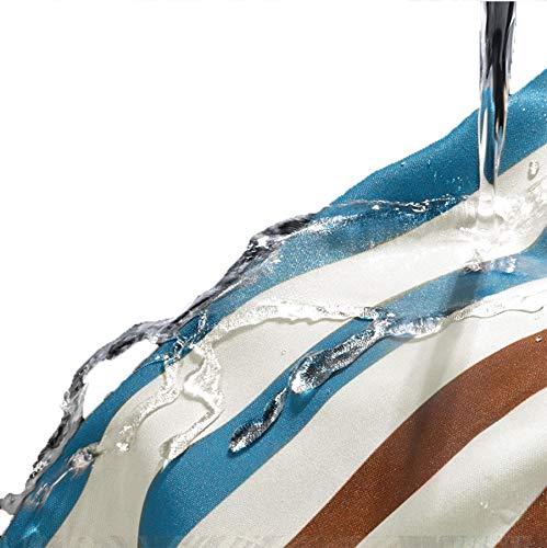 Amazon.com: WYQ Romantic Striped Shower Curtain ...