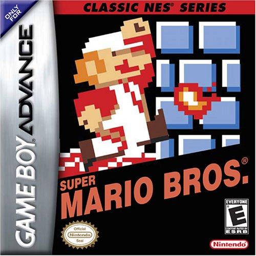 Super Mario Bros Classic NES