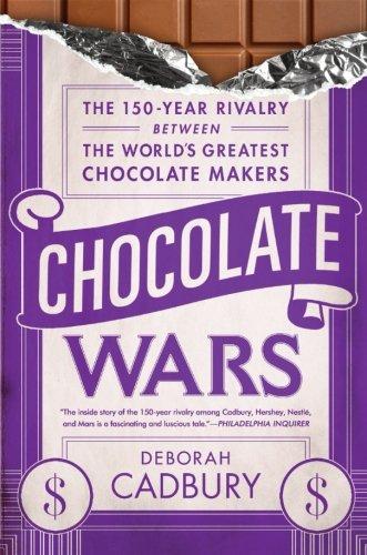 Expert choice for chocolate wars by deborah cadbury