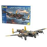 Avro Lancaster Mk I/II RAF WWII Heavy Bomber 1/72 Revell Germany