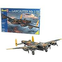 Revell Avro Lancaster MKI/II 1:72 Scale Model Kit -Plastic Model Kit