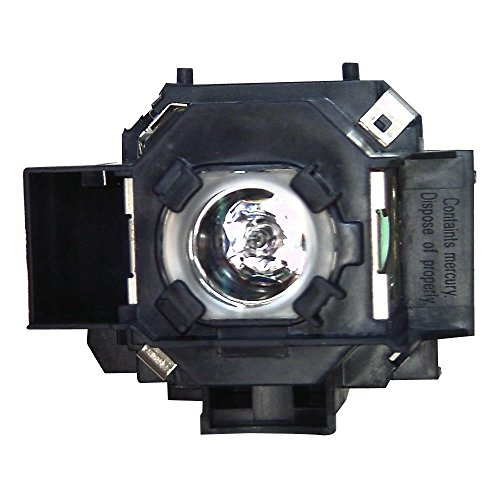 V7 VPL894-1N Lamp Epson ELPLP33 V13H010L33 EMP-TWD3, EMP-TW20H, Powerlite S3 135W 200HRS - 135 W Projector Lamp - NSHA - 2000 Hour Standard by V7