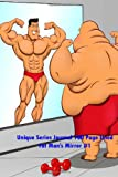 Unique Series Journal 100 Page Lined Fat Man's Mirror #1, Shep Shepperd, 1494887932