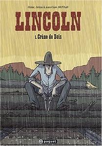 "Afficher ""Lincoln n° 1 Crâne de bois"""