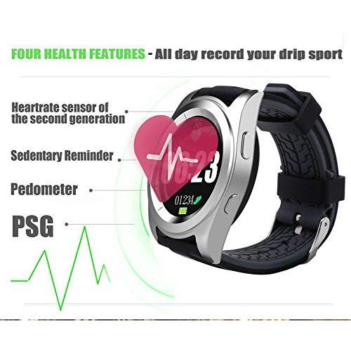 Amazon.com: FAIYIWO NO.1 G6 Smart Watch Silica Gel Strap ...