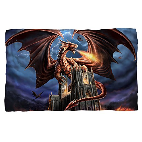 2Bhip Anne Stokes Goth Fantasy Artist Dragons Fury at Notre