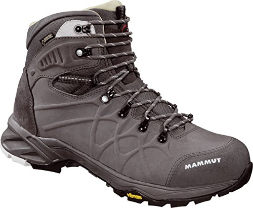 Mammut Mercury advanced high II PalmOne Life Drive Men - Zapatillas de senderismo - corteza/ - White bark/white Talla:EU 42 2/3=UK 8,5 - bark/white