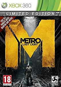 Metro: Last Light LIMITED EDITION (XBOX 360)