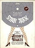 2014 Star Trek The Original Series Portfolio Prints #4 Mudd's Women - NM-MT