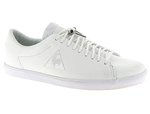 Le Coq Sportif 1620232 - Zapatillas de Piel para mujer: Amazon.es: Zapatos y complementos