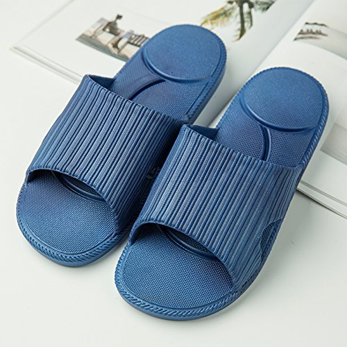 Suave YMFIE Home antislittamento i baño piscina de Suela Sandalias Mujer Espuma zapatos Zapatillas ducha 1Frz1