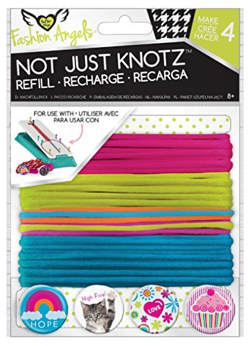 (Fashion Angels Not Just Knotz Refill Pack Earth by Fashion Angels)