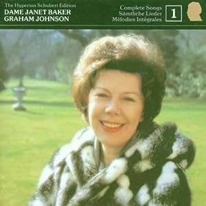 The Hyperion Schubert Edition 1 / Dame Janet Baker, Graham Johnson
