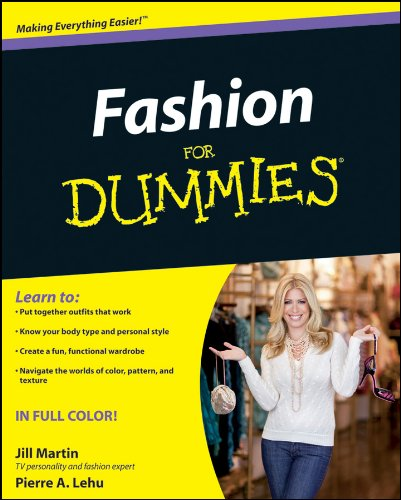 Fashion For Dummies - Fashion Style Mens Types