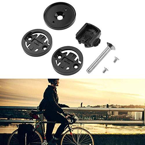 Dastrues Bike Computer Holder Stem Top Cap GPS Stoppuhr Ultralight Mount f/ür Garmin Bryton CATEYE