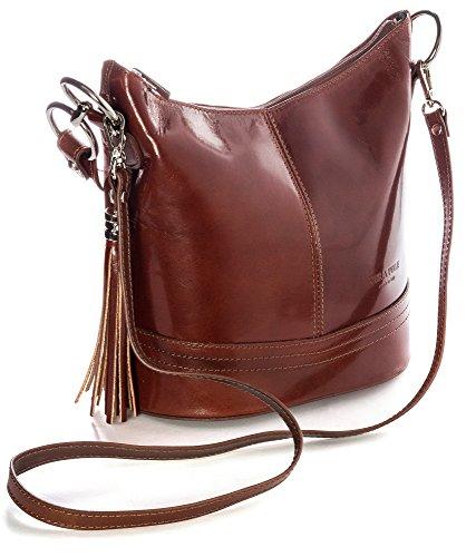 Big Handbag Shop - Bolsos mujer azul marino