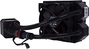 Alphacool 11284 Eisbaer 120 CPU - Black Water Cooling Kits, Systems and AIOs