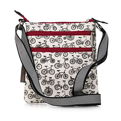 Nicky James Bikes Mini Crossbody Bag
