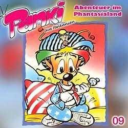 Abenteuer im Phantasialand (PANKI 09)