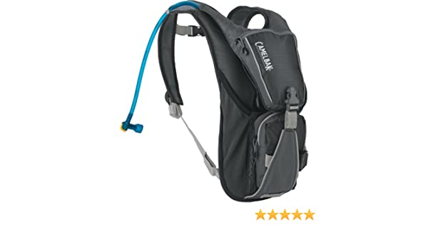 Amazon.com : CamelBak Velocity 72 oz Hydration Pack (Black/Charcoal) : Hiking Hydration Packs : Sports & Outdoors