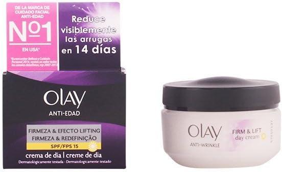 Olay Anti-Edad Crema facial de día hidratante anti-edad SPF 15 Firmeza & Efecto Lifting 50 ml