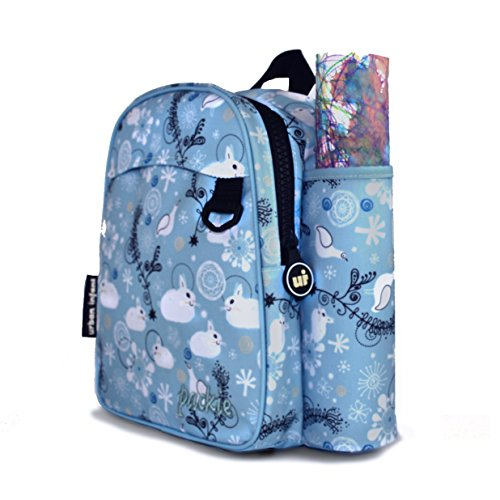 Urban Infant Toddler/Preschool Packie Backpack - Bunnies (Best Lunch Box For 3 Year Old)