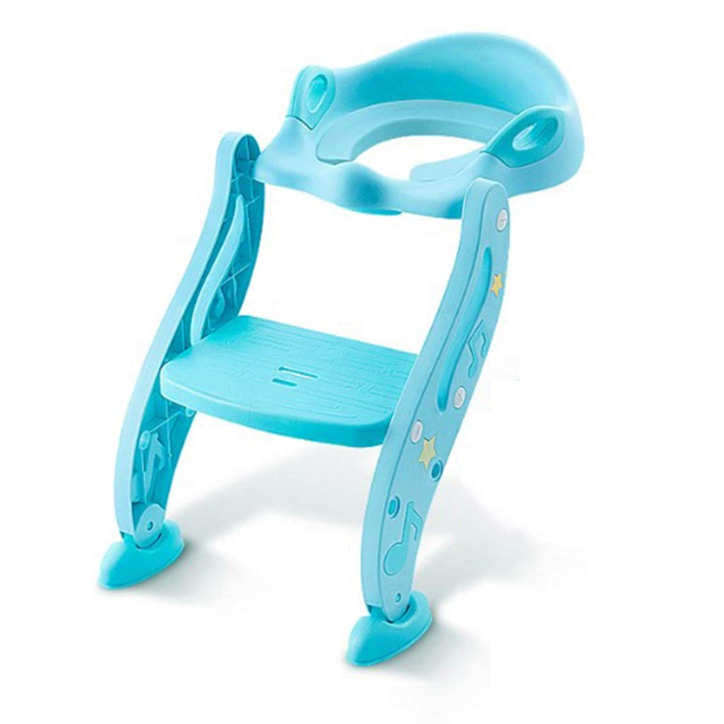 Children Toilet Seat, Non-Slip Removable Adjustable Potty Training Seats for Boys Girls Aged 1-7 Years Old