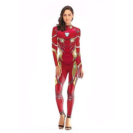 YXIAOL Iron Man, Traje De Superhéroe, Disfraz De Cosplay De ...