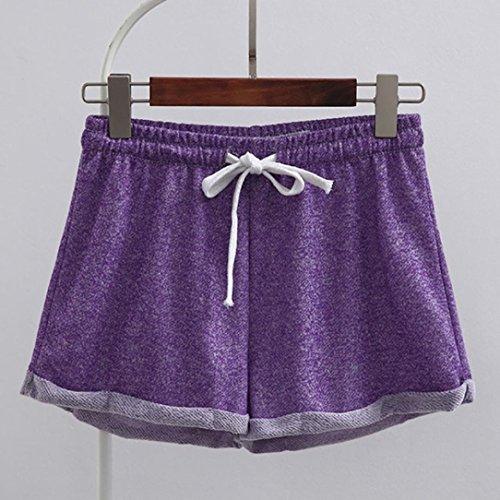 Jeans Jeanshosen Donna Itisme Impero Violett 0Ow5qC