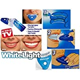 White Light Tooth Whitener Set Cheap with
