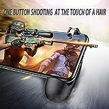 Susun Mobile Game Controller Sensitive Shoot and Aim Joysticks Gamepad Handle