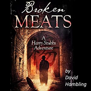 Broken Meats Audiobook