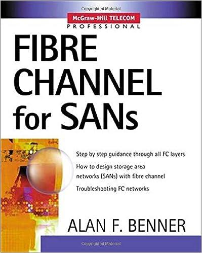Pdf format ebooks téléchargement gratuit Fibre Channel for SANs in French