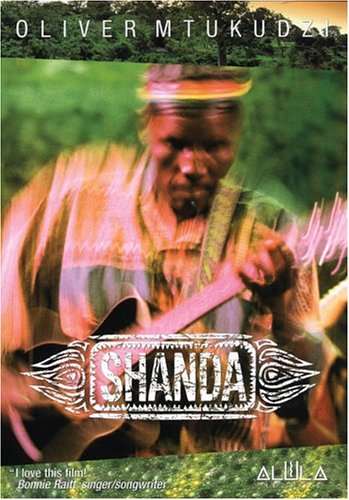 Oliver Mtukudzi: Shanda by Alula