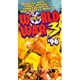 NWA WCW 1995 VHS WORLD WAR 3