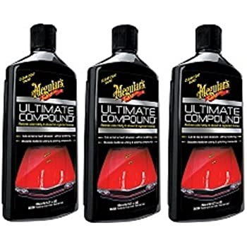 meguiar 39 s g17216 ultimate compound 15 2 oz. Black Bedroom Furniture Sets. Home Design Ideas