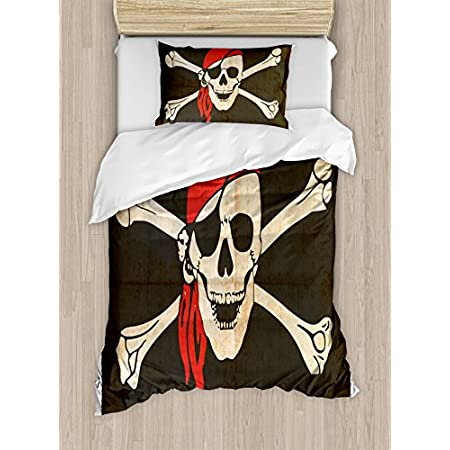 51X7YmuhGWL._SS450_ Pirate Bedding Sets and Pirate Comforter Sets