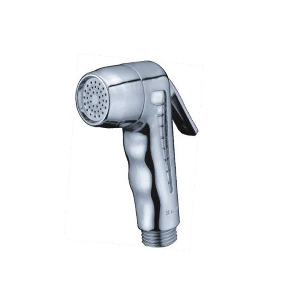 Lotus.flower Bathroom Handheld Bidet Toilet Sprayer - Sprayer Best Used for Personal Hygiene,Pet and Potty Toilet Spray - Perfect Bottom Cleaner Spray & Shower Attachment (A)
