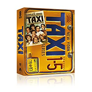 Taxi: The Complete Series (2014)