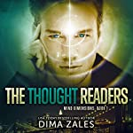 The Thought Readers: Mind Dimensions, Book 1 | Dima Zales,Anna Zaires