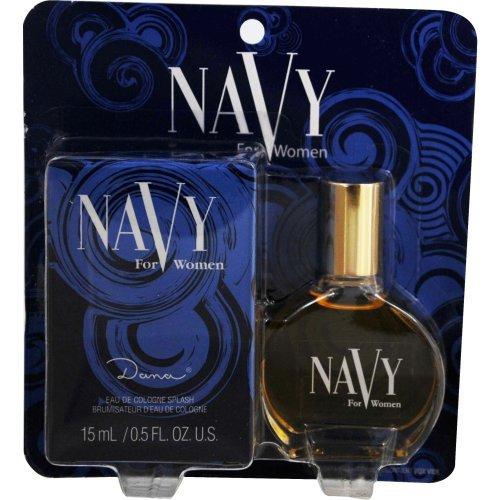 Dana Cologne Spray, Navy Mini, 5 Ounce by Dana