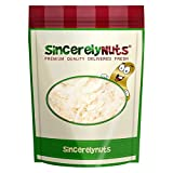 Sincerely Nuts Coconut Chips (Unsweetened) - Two Lb. Bag - Bursting with Nutrients - Epitome of Deliciousness - Unbelievably Fresh - Kosher Certified