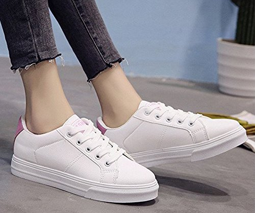 Femme Plate Sneakers Bride Easemax Chaussure Mode Cheville UPn0dHq