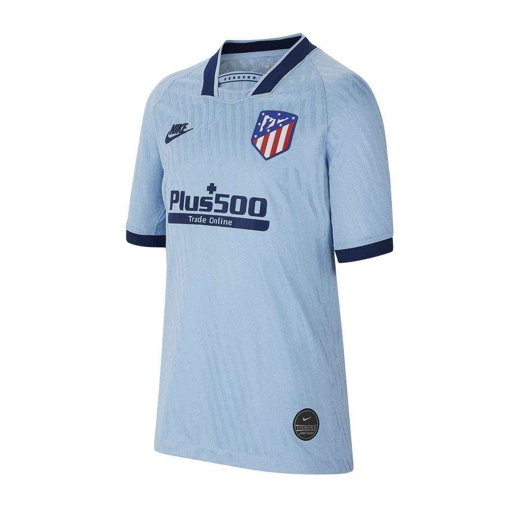 Nike ATM Y Nk BRT Stad JSY SS 3r - Camiseta Unisex Adulto: Amazon ...