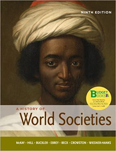 Amazon. Com: a history of world societies, volume 2: since 1450.