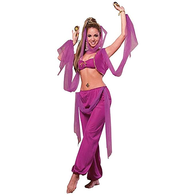 Amazon.com: Arabian Princess Adult Costume Set: Clothing