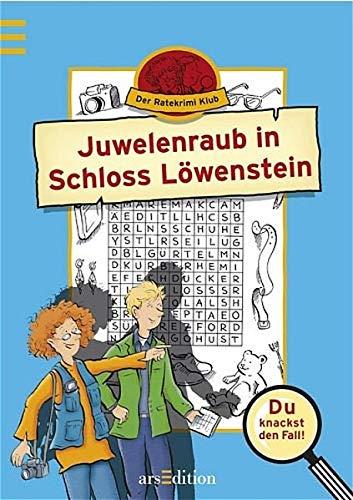 Juwelenraub in Schloss Löwenstein
