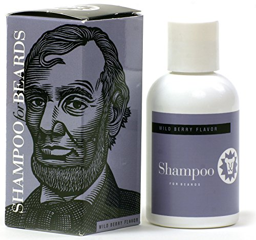 Notable Beardsley Abraham Lincoln Shampoo product image