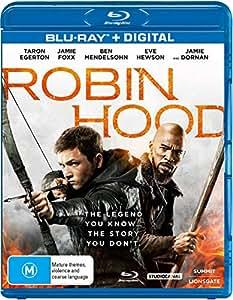Robin Hood (2018) (Blu-ray/UV)