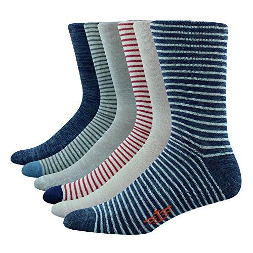 dockers-mens-6-pack-cushion-comfort-seasonal-slubs-striped-crew-socks-10-13-sock-6-12-shoe